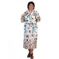 80de67d9c132e Домашние халаты купить по лучшей цене в СПб - интернет-магазин Постелька