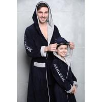 Athletic Junior подростковый бамбуковый халат
