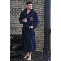 Бамбуковый халат с капюшоном MILANO