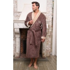 Классический бамбуковый халат Ludovic
