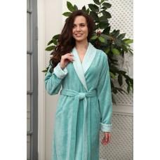Женский бамбуковый халат Queen