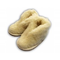 Бабуши детские овечий мех