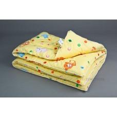 Одеяло «цветная овечка»,  зимнее