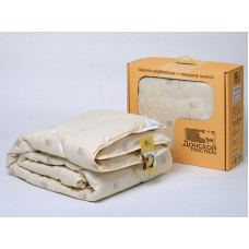 Одеяло верблюжья  шерсть макси