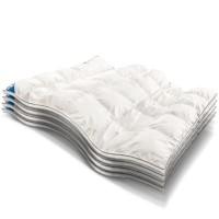 Одеяло «ОБЛАКО» 3D BLUE LINE.