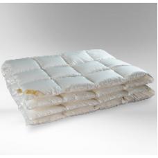 Одеяло 100% белый гусиный пух «ЭЛИТА» (КАССЕТНОЕ)