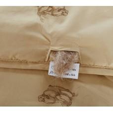 Одеяло Верблюжий пух с вышивкой Premium