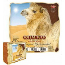 Одеяло верблюжья  шерсть,  облегченное