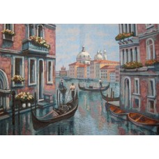 Вечерняя Венеция 74х52