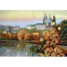 Прага 75х52