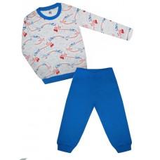 Пижама подростковая для мальчика Звезды