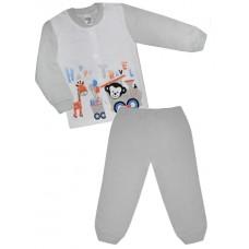Пижама  для  мальчика,1  - 4 лет