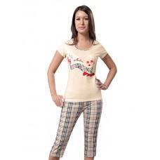 Комплект (футболка+бриджи) Бриджит