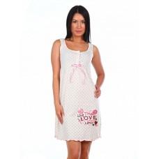 Сорочка женская мод.50
