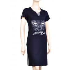 Платье женское Кошка.