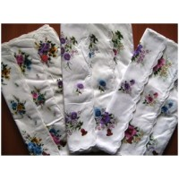 Набор носовых  платков 12 шт  женский