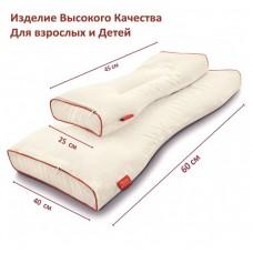 """Подушка """"ESPERA ERGONOMIC"""" - натуральная лузга гречихи"""