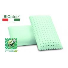 БИО-подушки с  памятью формы с  натуральным  экстрактом АЛОЭ 43*23*11