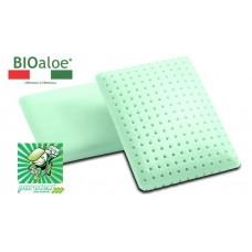 БИО-подушки с  памятью формы с  натуральным  экстрактом АЛОЭ 40*30*8