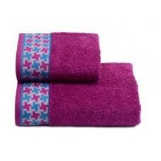 Полотенце махровое pied-de-poule,  cleanelly