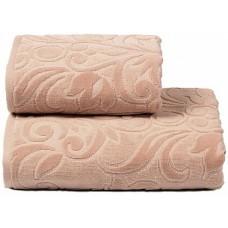 Полотенце махровое гладкокрашеное стриж. Costanza , Cleanelly