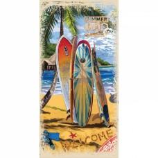 Полотенце 70*140 SL Summer Surf