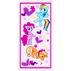 Полотенце My Little Pony , махровое