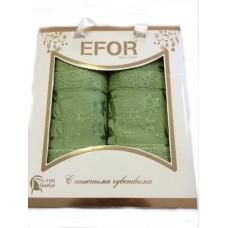 Набор из 2х бамбуковых полотенец Efor