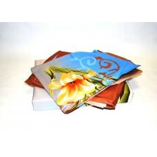 Постельное белье мако-сатин 3D, D012
