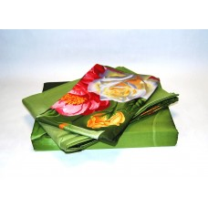 Постельное белье мако-сатин 3D, D082
