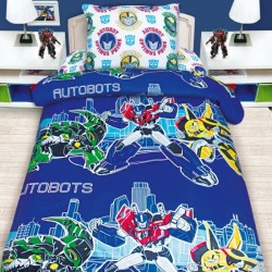 Transformers на синем купон