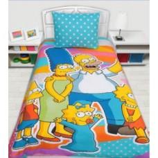 """Постельное белье бязь «дисней» Семейка """"Simpsons"""""""