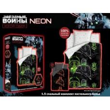 Постельное белье Star Wars Neon (СВЕТИТСЯ В ТЕМНОТЕ ) Созвездия