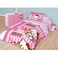 Комплект постельного белья HELLO KITTY