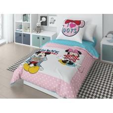 Комплект постельного белья  «MINNIE MOUSE» , Minnie Dots