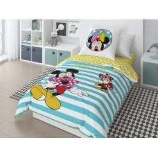 Комплект постельного белья  «MINNIE MOUSE» ,OH! Mickey