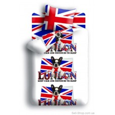Постельное белье Бязь 4you , Британец