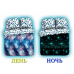 Постельное светящиеся белье биоматин NEON Galaxi
