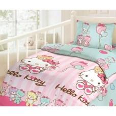 Постельное белье бязь люкс , Hello Kitty