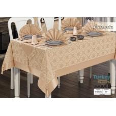 Комплект столового белья LAVANTA  с раннером и 8 салфетками 160*220