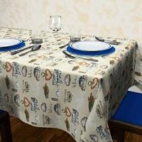 Хлопковые скатерти Италия с тефлоновой пропиткой