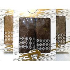 Набор махровых полотенец 70х140+50х90 см. в коробке
