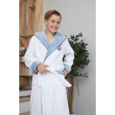 Подростковый бамбуковый халат   Ronaldo