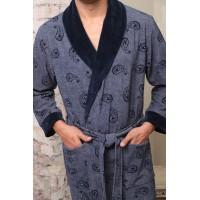 Классический бамбуковый халат Garcia