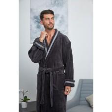 Классический мужской  халат BARON