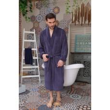 Классический мужской халат Comfort