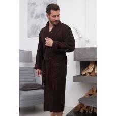 Классический мужской халат Lomond