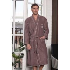 Классический мужской халат Ocean