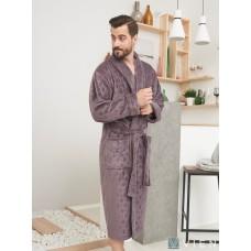 Классический мужской бамбуковый халат Sorento