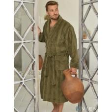 Халат мужской из бамбука Valentino
